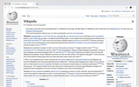 כתיבת ערך ויקיפדיה - המדריך המלא